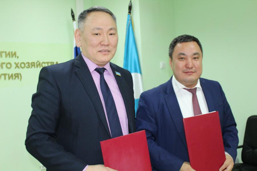 Минэкологии Якутии и авиакомпания «Полярные авиалинии» подписали соглашение о сотрудничестве