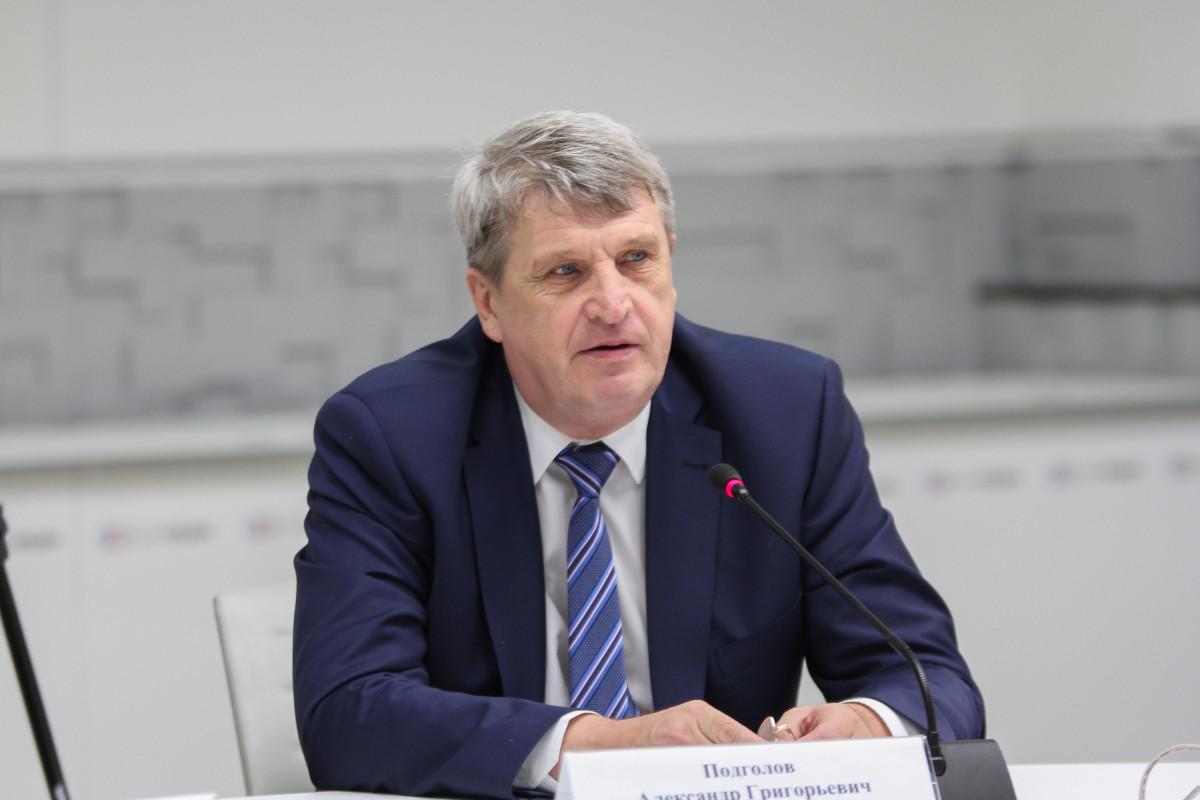 Александр Подголов: Диаспоры должны отвечать за своих земляков