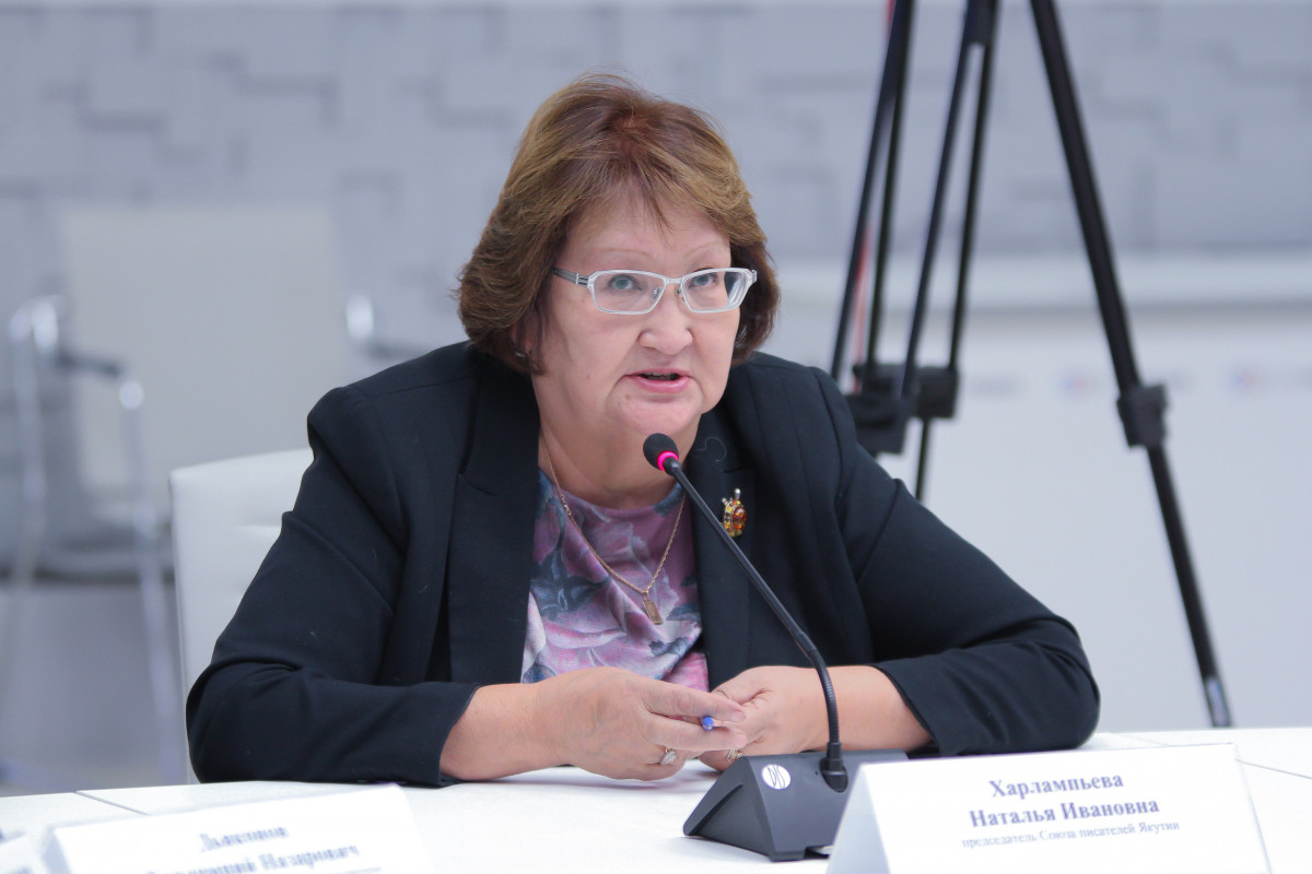 Народный поэт Наталья Харлампьева: Перед законом все равны
