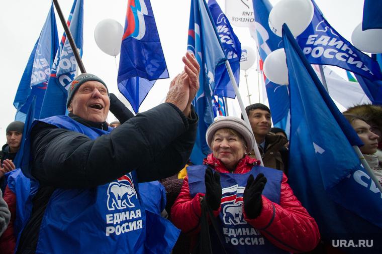 В Ил Тумэне депутаты фракции «Единая Россия» поддержали законопроект о  доплатах к пенсиям — ЯСИА