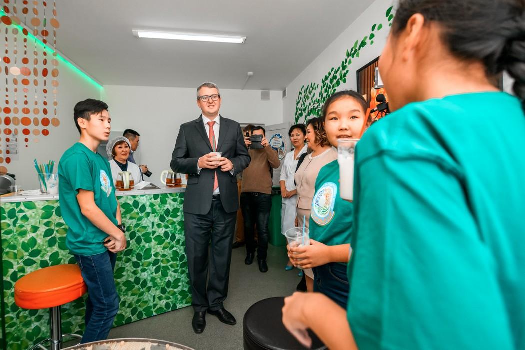 Оздоровительный детский центр в Табаге начнут строить в этом году