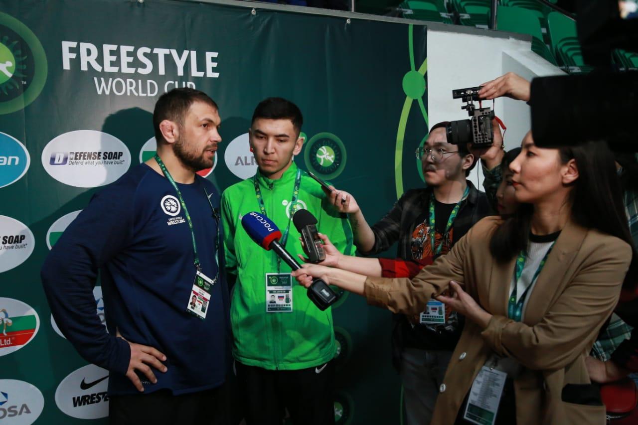 Олимпийский призер Комейл Гасеми: В Якутии живут самые добрые и гостеприимные люди