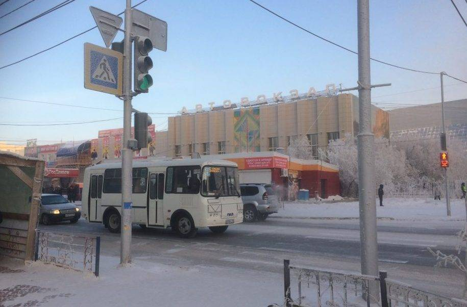 Автовокзал Якутска открывает рейс до Усть-Неры