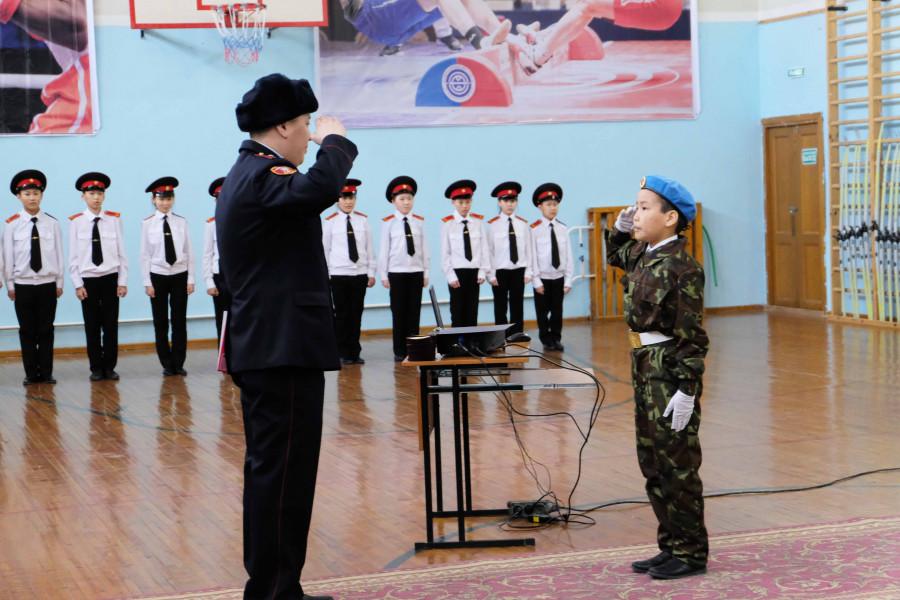 В Якутии открылся первый класс Росгвардии