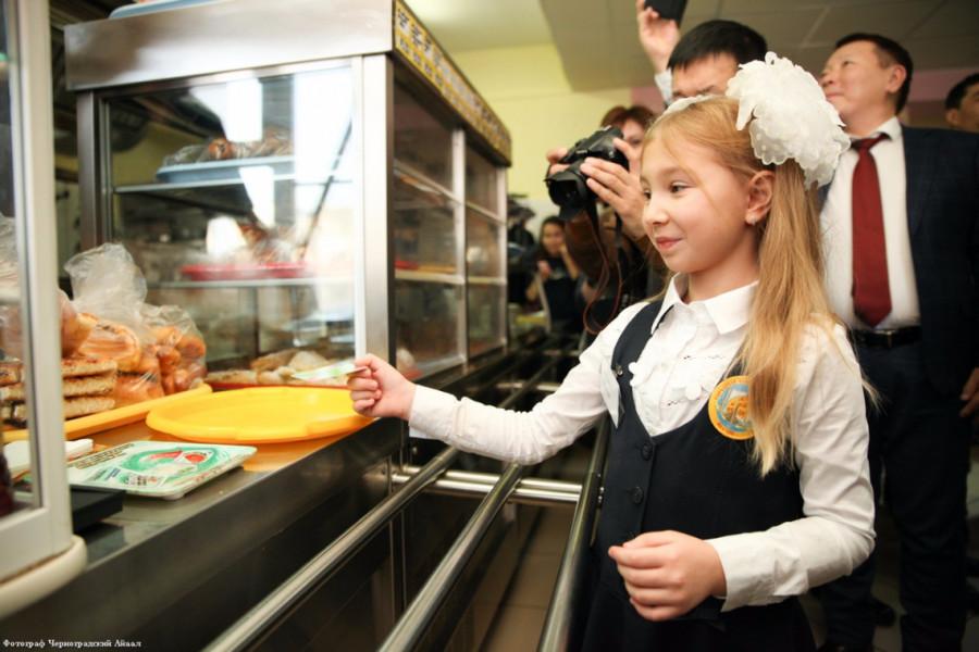 Новая система питания школьников внедрена в Якутске