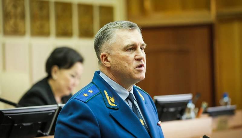 Заместитель генпрокурора РФ провел в Якутске совещание по миграционному законодательству