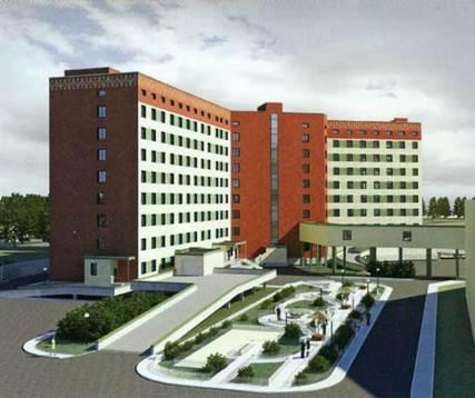 Ориентировочный срок окончания строительства Кардиодиспансера в Якутске — 2024 год