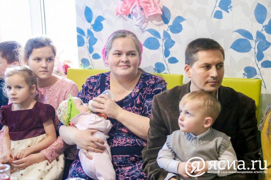 В Якутии увеличат господдержку многодетных семей на улучшение жилищных условий