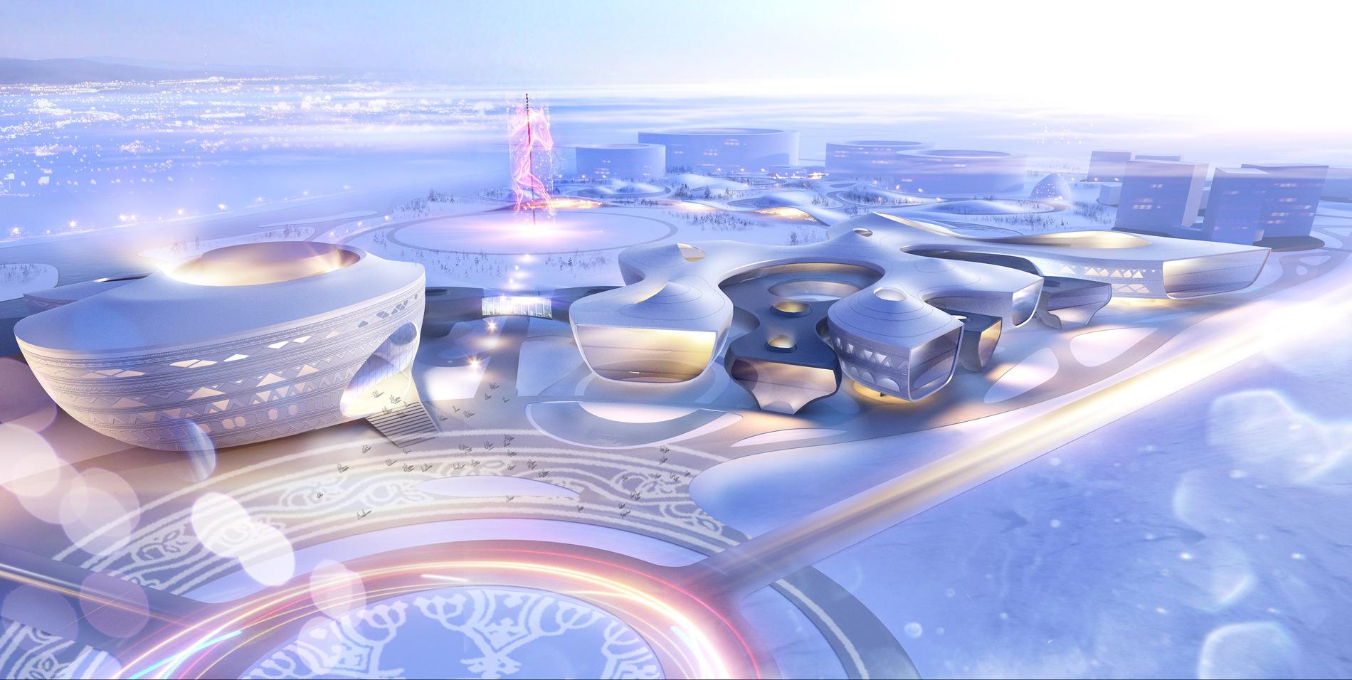 Первый объекткомплексного проекта «Земля Олонхо» должен быть введен в 2022 году
