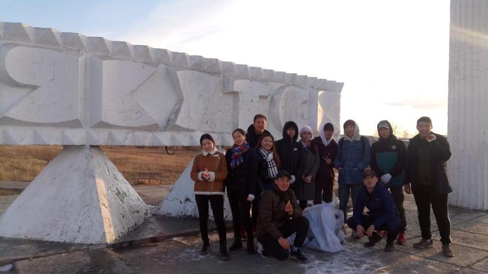 Более 600 студентов СВФУ приняли участие в акции «Чистая память»