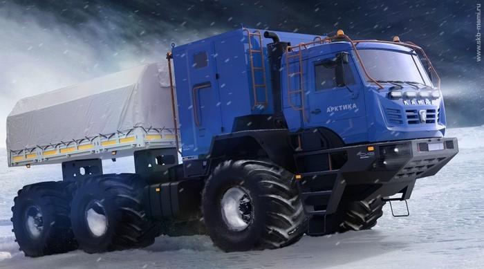 На Арктическом форуме представят ретро-технику и новый транспорт для Севера