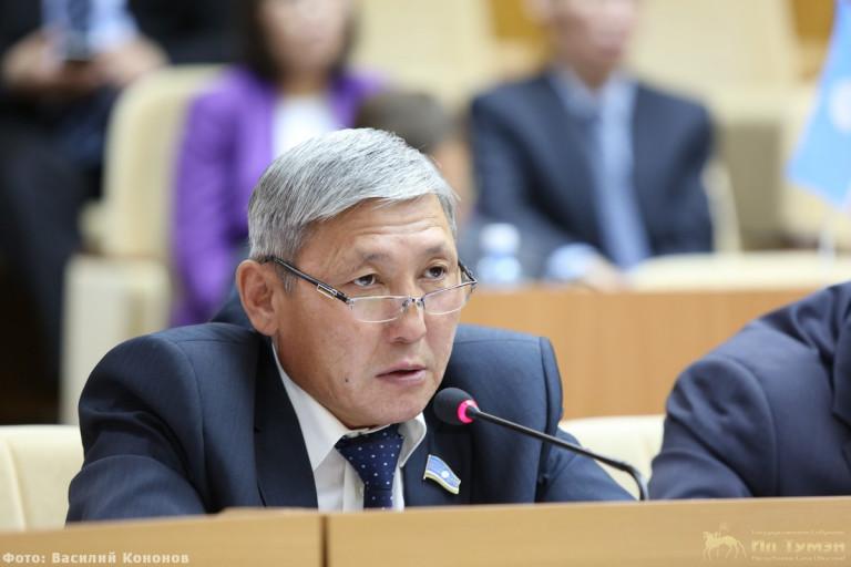 Владимир Прокопьев: Проект Экологического кодекса Якутии практически разработан