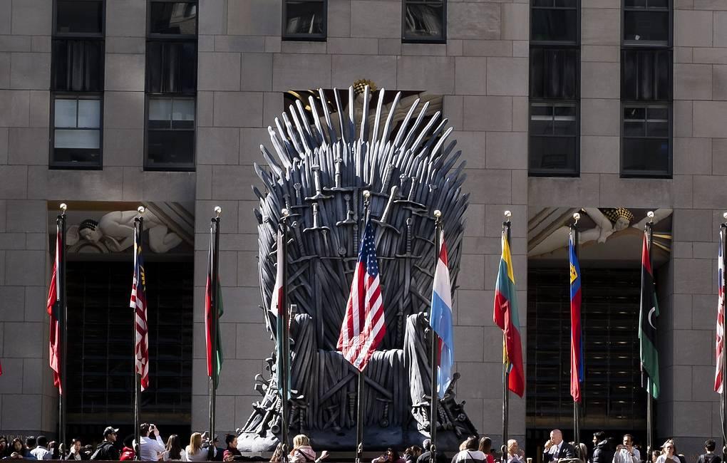 """Премьеру первой серии восьмого сезона """"Игры престолов"""" посмотрели в США 17,4 млн человек"""