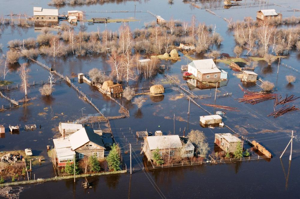 Вешние воды: Что влияет на паводки в Якутии
