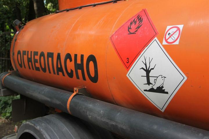 В Томпонском районе опасный груз перевозили по поддельным документам