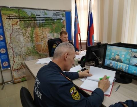 В Якутии готовятся к паводку и лесным пожарам