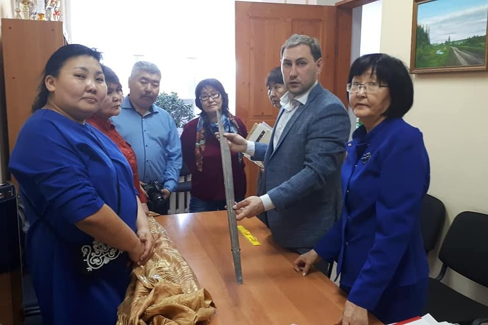 Арктический центр и Амгинский музей создадут каталог культурного наследия района