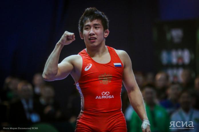 Арыйаану Тютрину присвоено звание мастера спорта международного класса