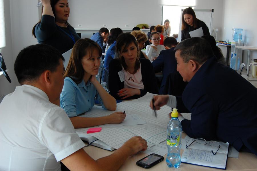 В Якутске прошла перваяфорсайт-сессия «Управление отходами-2030»