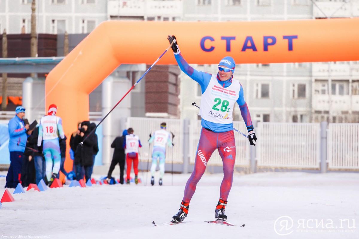 Якутские лыжники бросают вызов олимпийскому чемпиону Никите Крюкову