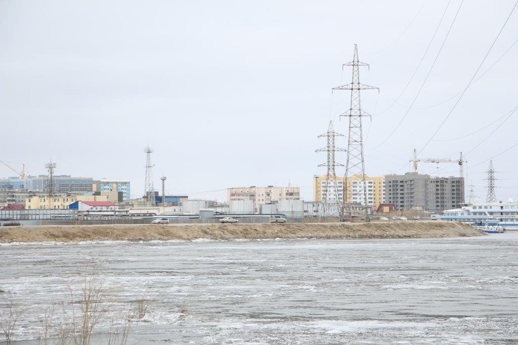 Энергетики ЦЭС ведут подготовку к паводку