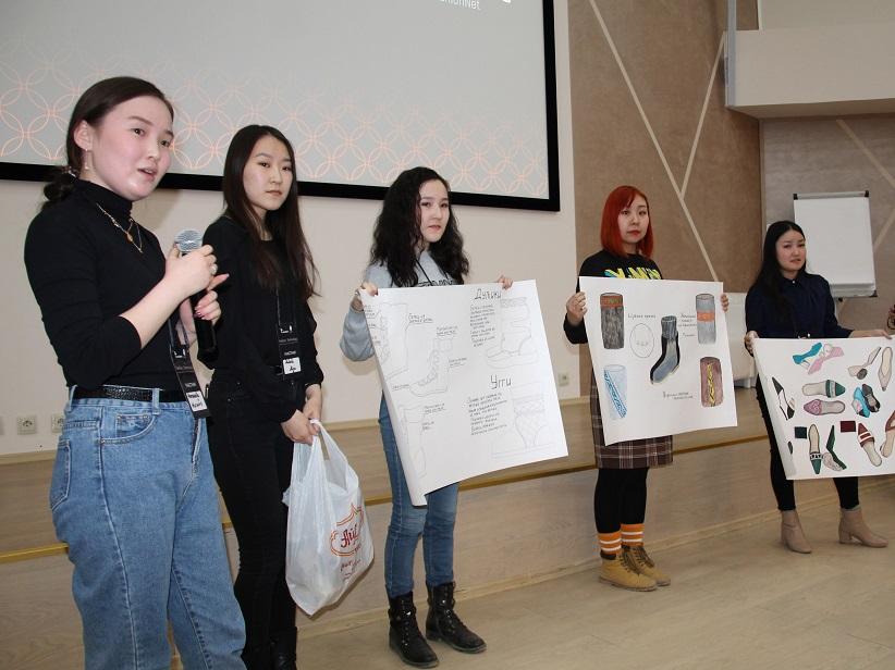 Студенты колледжа технологии и дизайна победили вIхакатоне по направлениюFashion Net