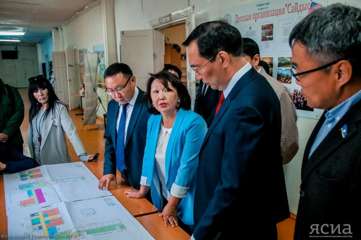 В Якутии строится новый учебный корпус Малой Академии наук