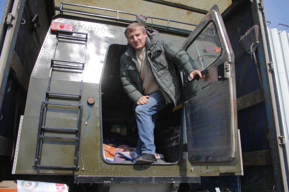 Из Якутска до острова Врангеля отправилась экспедиция, испытывающая плавающий внедорожник