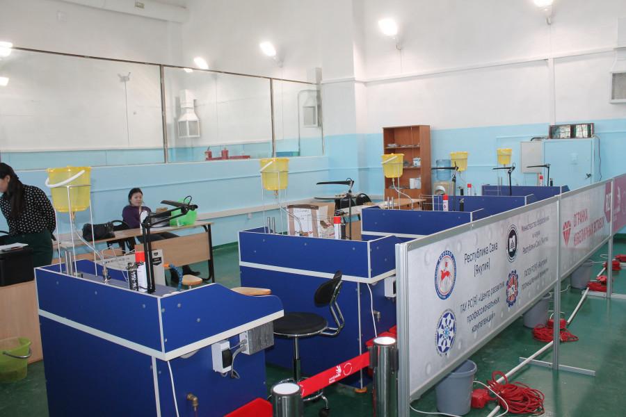 Мастер-классы, жеребьёвка и профориентация: В Якутии стартовали отборочные соревнования WorldSkills