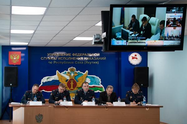 ФСИН совместно с Общественной палатой провели рабочую встречу в режиме видеоконференцсвязи
