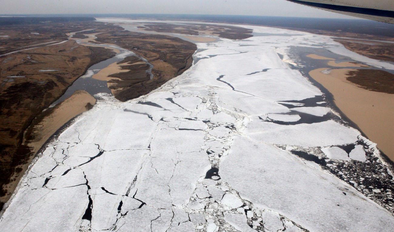 Ледоход опаздывает: Якутское УГМС озвучило уточненный прогноз вскрытия Лены