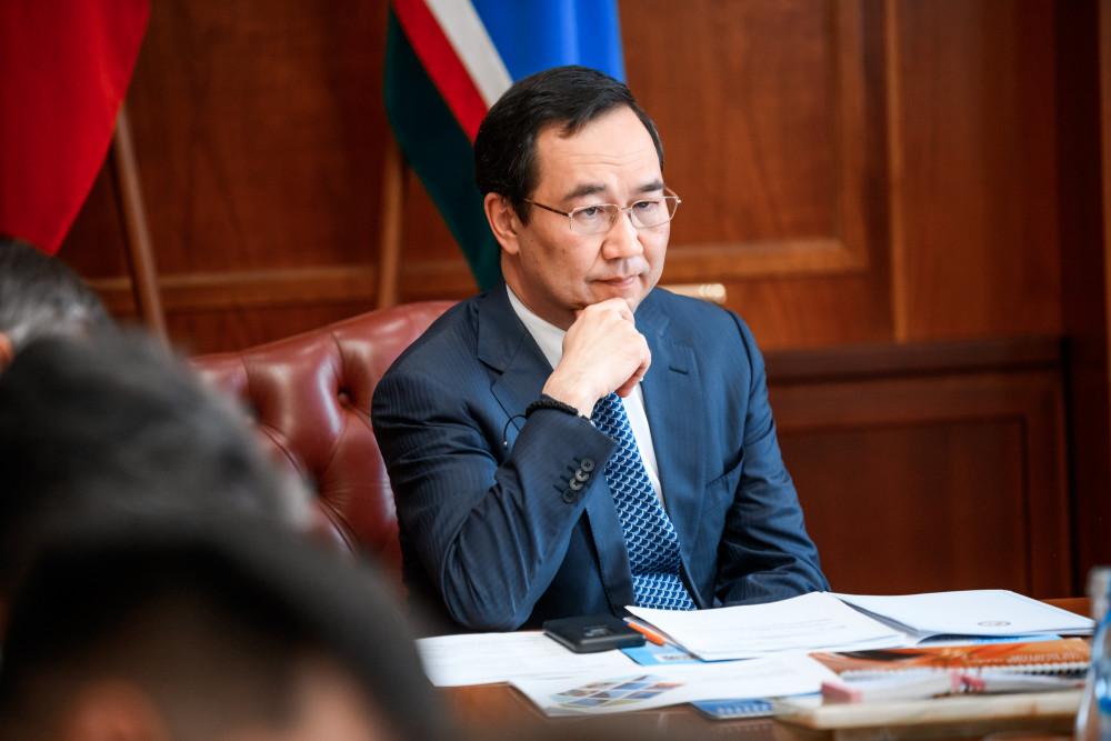 Глава Якутии рассмотрел ход подготовки к переходу на цифровое вещание