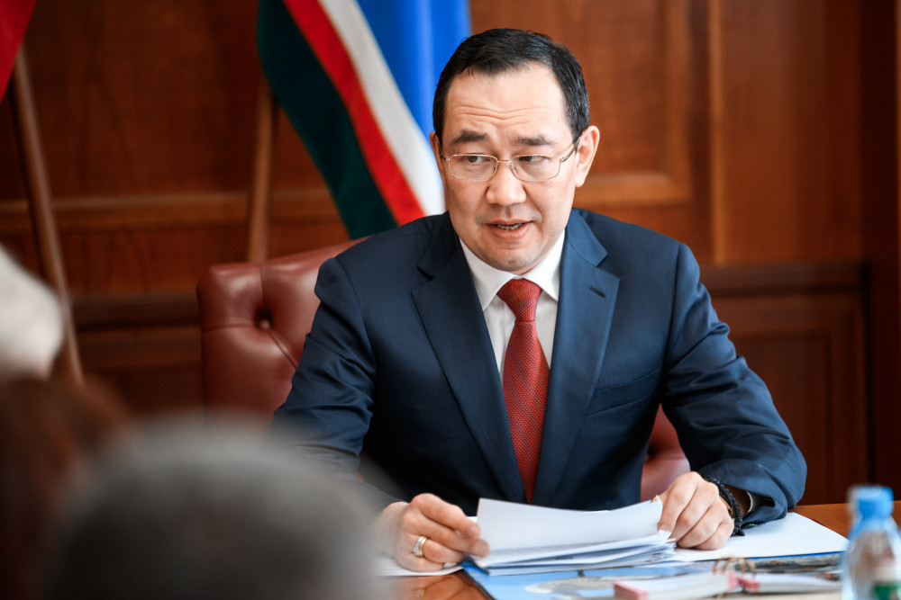 Утвержден новый состав рабочих органов Конституционной комиссии Якутии