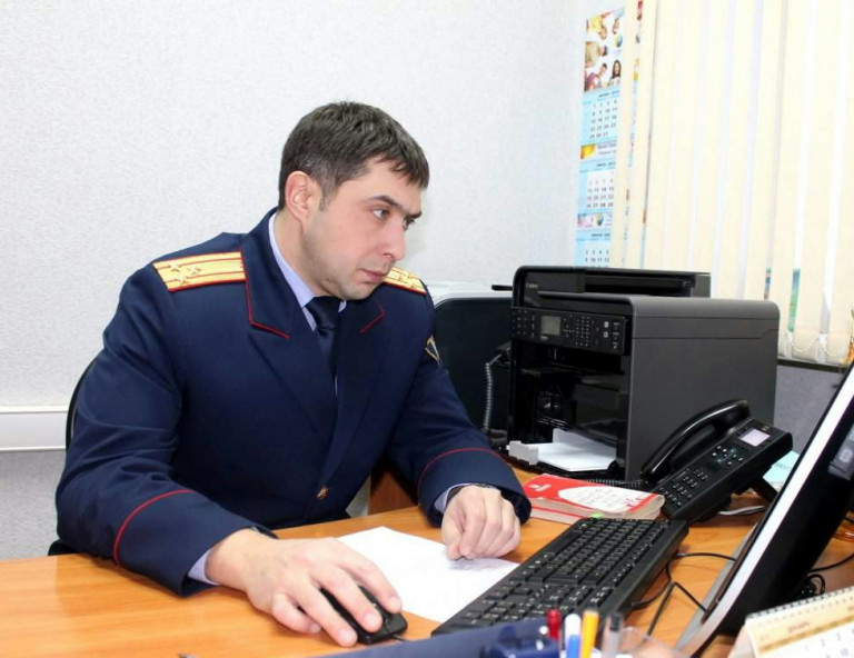 Заместитель руководителя следственного управления СКР Якутии проведет прием граждан в Якутске