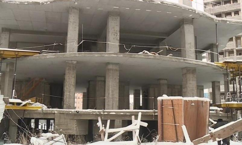 Мярикянов саботирует смену застройщика дома на улице Каландаришвили