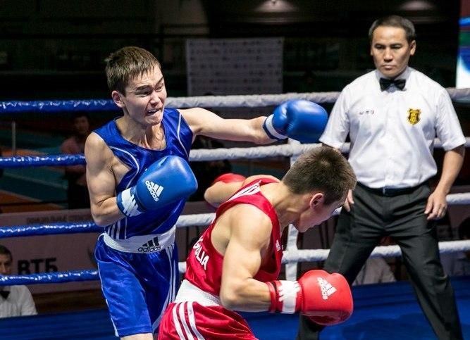 Василий Егоров стал бронзовым призером Кубка мира по боксу в Германии