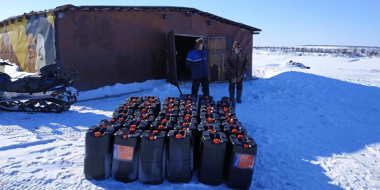 Топливо жизни: «Саханефтегазсбыт» доставил 1164 тонн нефтепродуктов на север Якутии