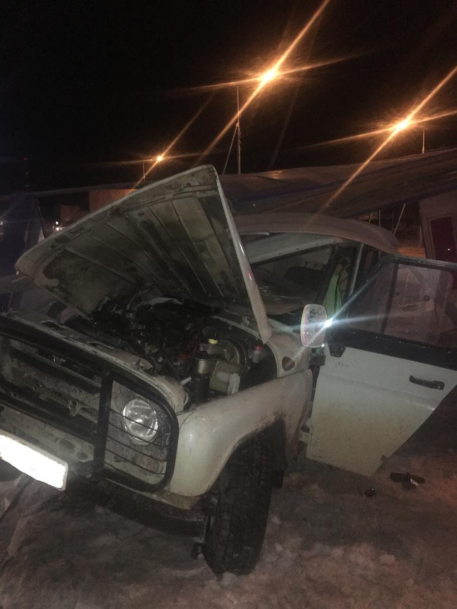 В Якутске пьяный молодой человек без прав попал в ДТП