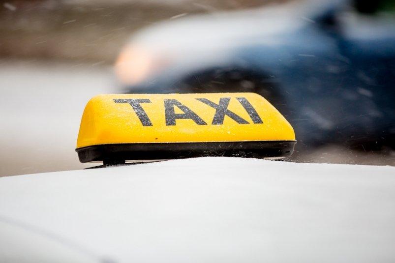 """Начинается прием заявок на конкурс """"Лучший водитель такси"""""""