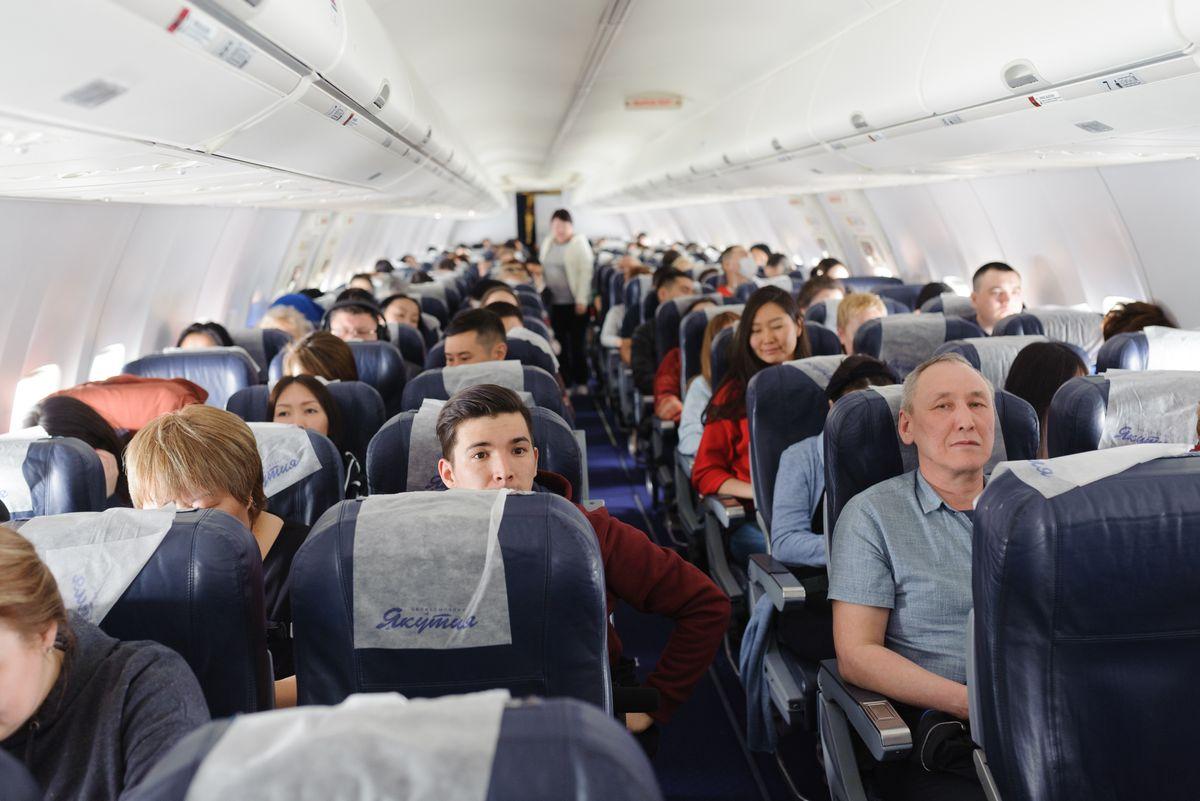 Открыта продажа билетов на рейс Якутск - Петропавловск-Камчатский - Якутск