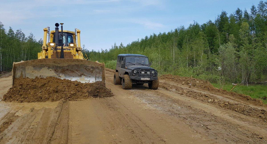 В 2019 году в Якутии построят и отремонтируют 122 км региональных дорог