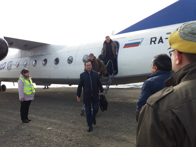 Глава республики проведет в Депутатском совещание по развитию Усть-Янского улуса