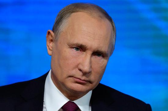Владимир Путин: Государство должно помогать профсоюзам в защите трудовых прав граждан
