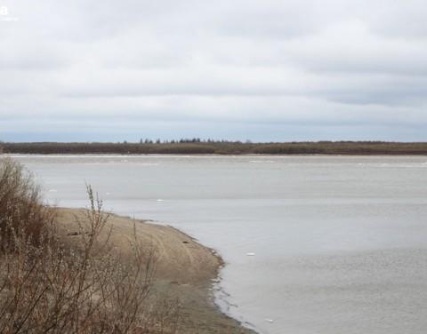 У Зырянки ожидается подъем уровня воды