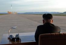 Северная Корея запустила ракеты в сторону Японского моря