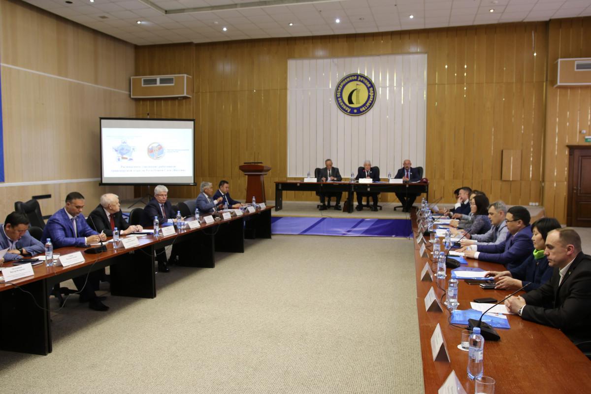 Работники транспортной отрасли Якутии провели расширенное совещание