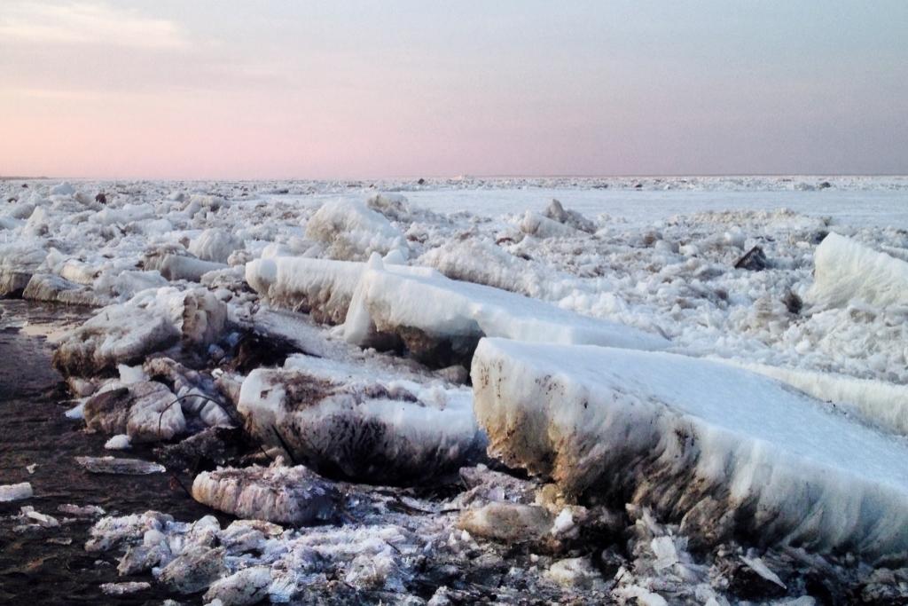 Ситуация на реках Якутии остается спокойной
