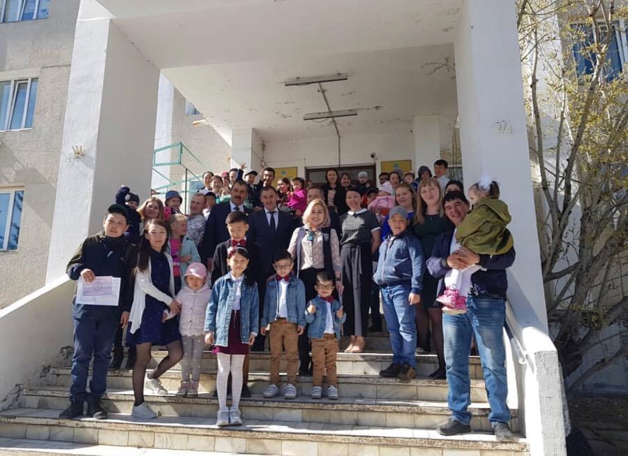 18 молодых семей Хангаласского улуса получили субсидии на приобретение жилья
