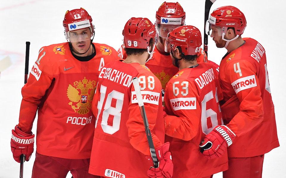 Сборная России стала бронзовым призером ЧМ по хоккею-2019