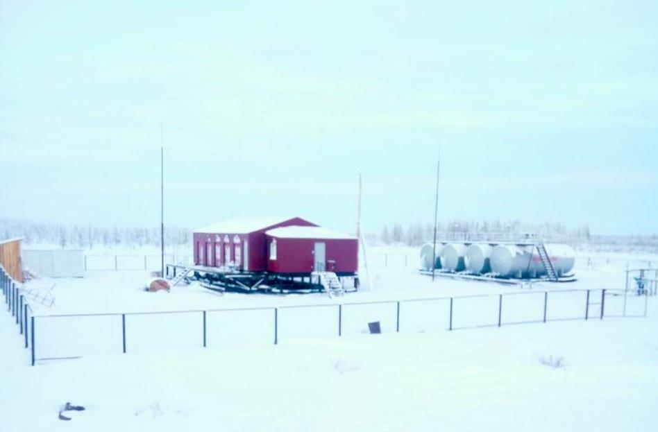 В заполярном селе Нычалах в Якутии в пуско-наладочном режиме запустили новую ДЭС